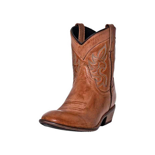Dingo Willie Western Boot Antique Tan DI862