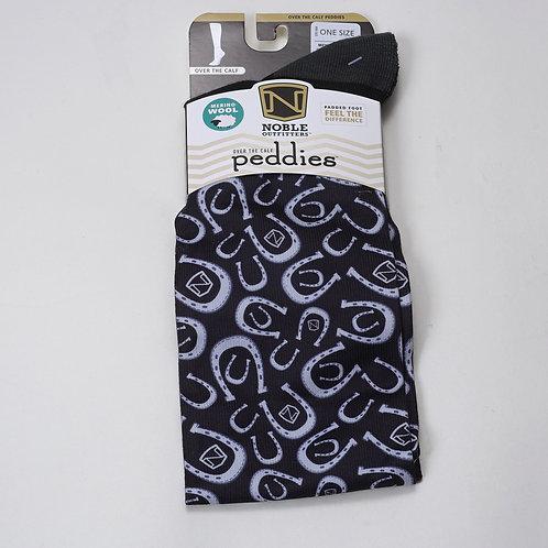 "Noble Socks Wool, ""Horseshoe"""