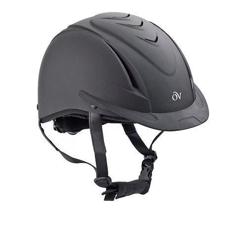 """Ovation Deluxe Schooler Helmet """"Grey"""""""