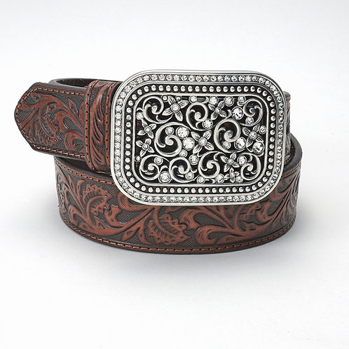 Ariat Ladies Belt Brown