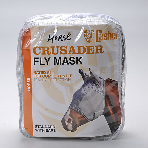 Crusader Fly Mask w/ears