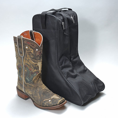 Western boot carrying bag