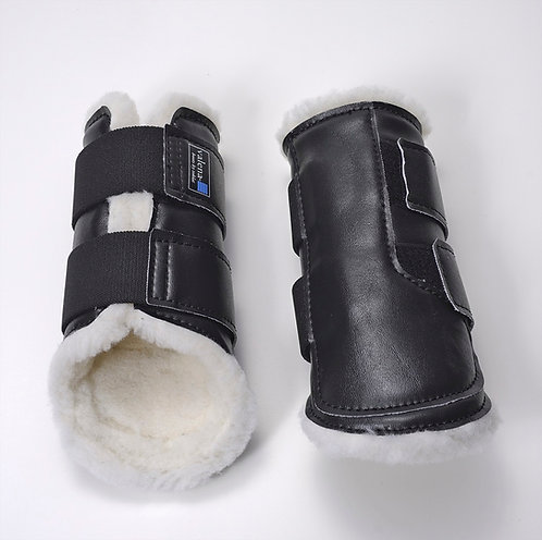 Valena Boots Front, Woolback