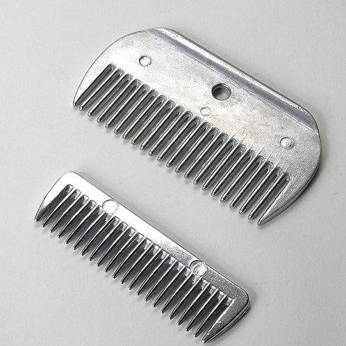 Aluminum Mane Comb & Pulling Comb