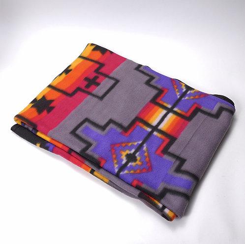 Southwest Fleece Blanket