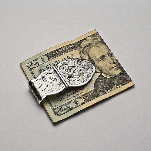 Hinged Money Clip