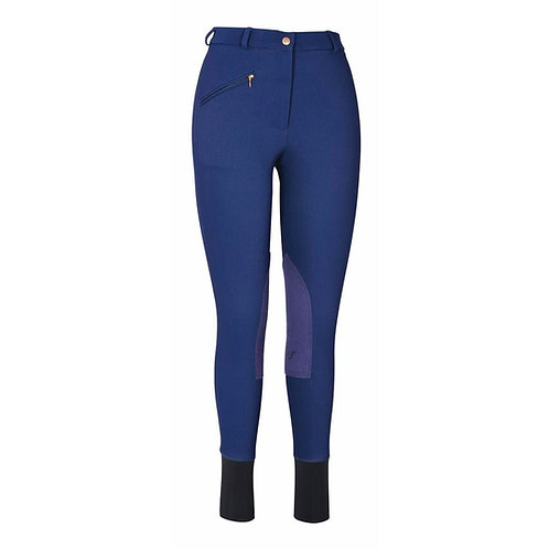 Ladies Ribb, Knee Patch Breeches