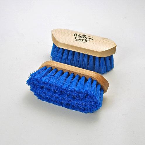 "#307 blue polly brush 6"", medium stiff"