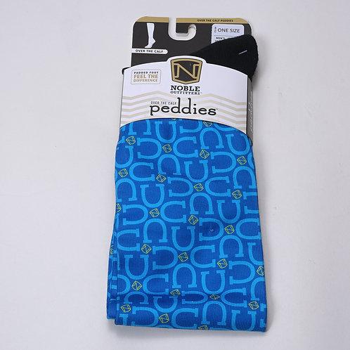 """Noble Socks, """"Horseshoe"""""""