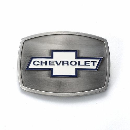 Chevy Logo White