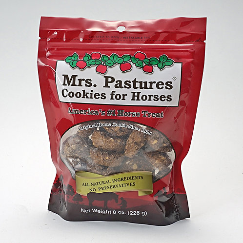 Mrs. Pastures Cookies for Horses 8 oz. size