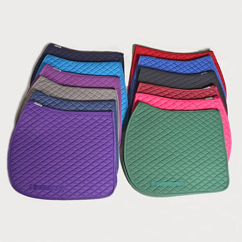 Quilted Saddle Pads, Lots of Colors