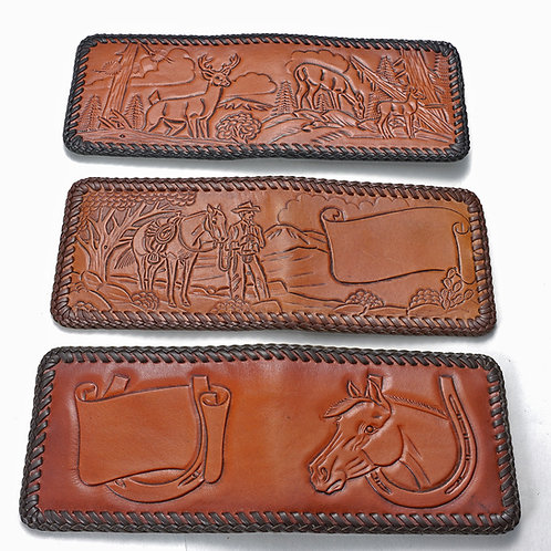 And More Leather Wallets