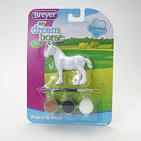 Breyer Paint & Play