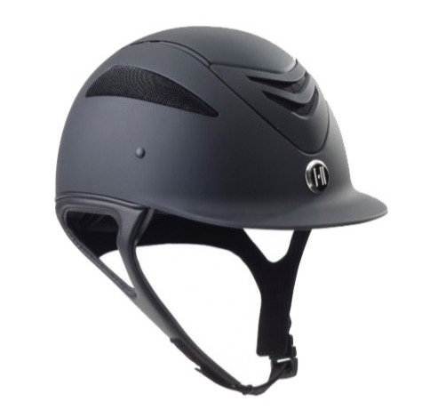 "One K Helmet ""Defender"", Black-Matte"