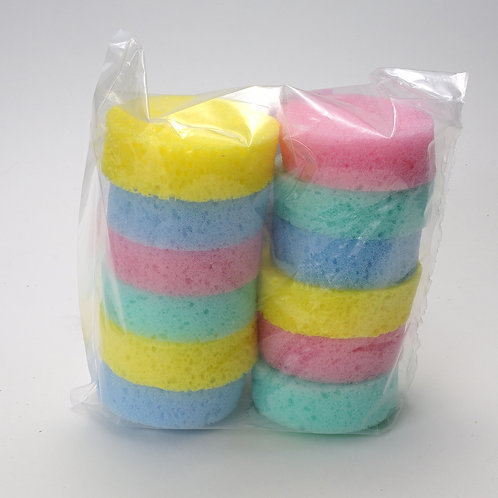 12 Pack of cleaning sponges