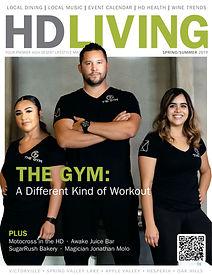 HD LIVING SpringSummer 2019 Issue 42 cov