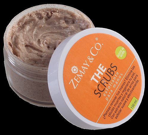 Exfoliante p/manos SCRUBS 150mL