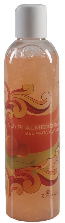 Gel de ducha Nutri Almendras 250mL