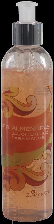 Jabón líquido para manos Nutri Almendras 250mL