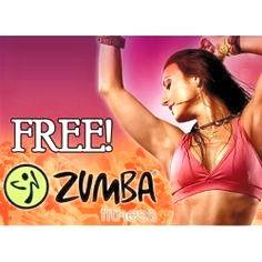 Zumba(r) Fitness sponsor: Norton Library