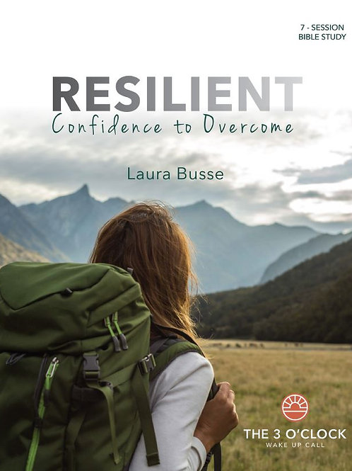 RESILIENT Bible Study Package - Workbook and Videos