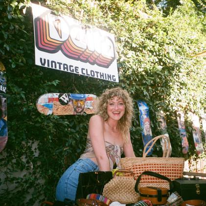 Delta Vintage x Victoria Petway Pop Up Presented by MOXI