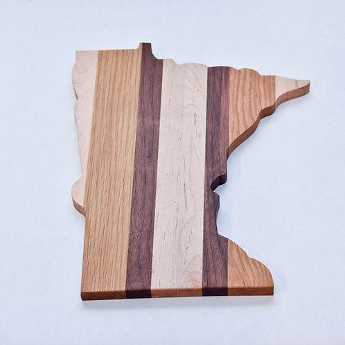 Minnesota Cutting Board