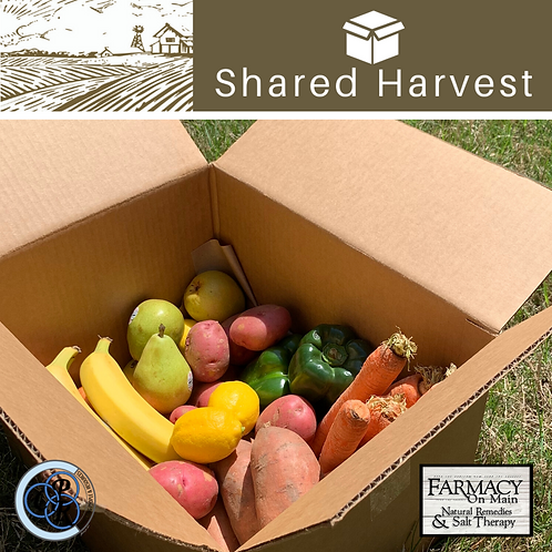 Shared Harvest- Produce Box