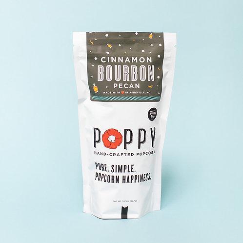 Poppy Cinnamon Bourbon Pecan Popcorn Market Bag