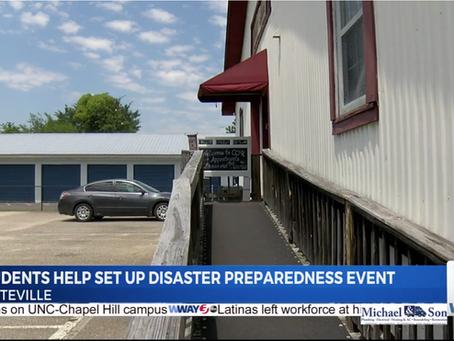 Whiteville volunteers prepare for Hurricane Preparedness event