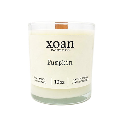 Xoan Candle Pumpkin