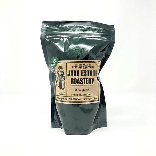 Java Estate Coffee - Midnight Oil
