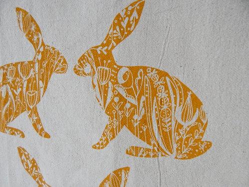 Kitchen Towel -Rabbits