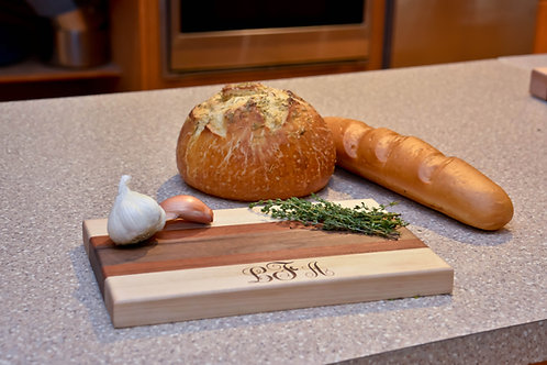 """1"""" x 8"""" x 12"""" Traditional Cutting Boards"""