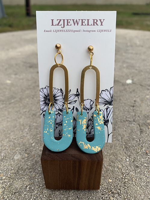 LZ Turquoise Earrings