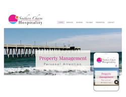 Website - Southern Charm Hospitality