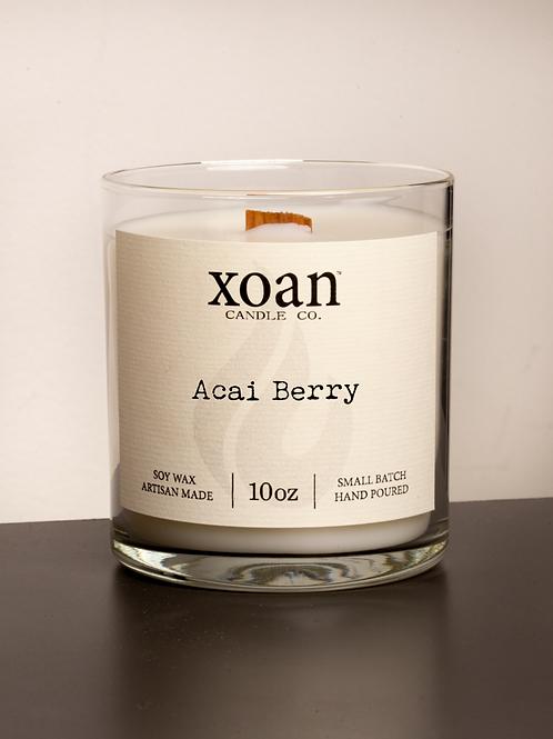 Xoan Candle Acai Berry