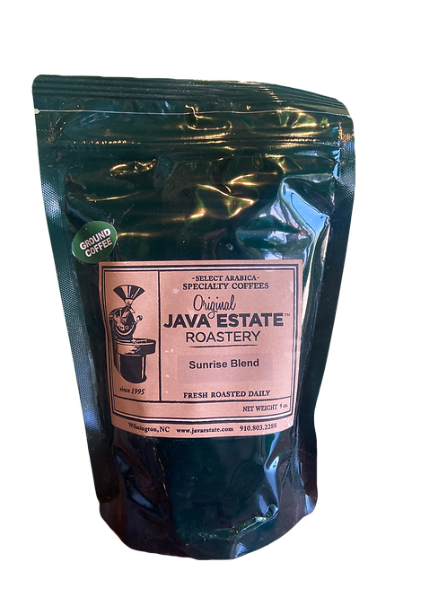 Java Estate Coffee - Sunrise Blend