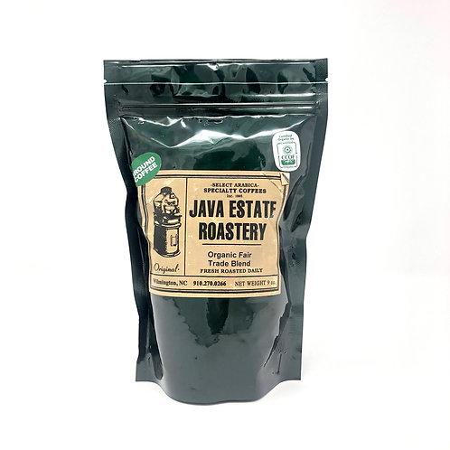 Java Estate Coffee - Organic Fair Trade