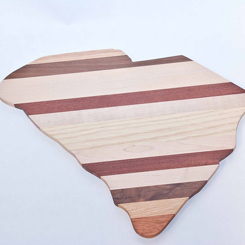South Carolina Cutting Board