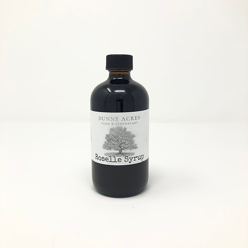 Roselle Syrup 8oz