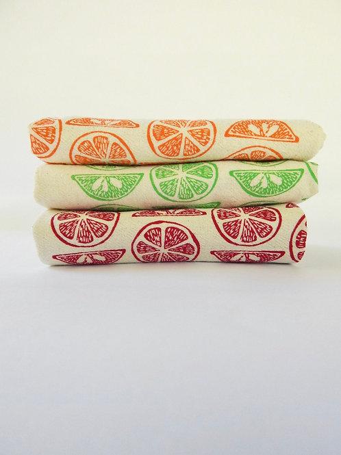 Kitchen Towel -Citrus