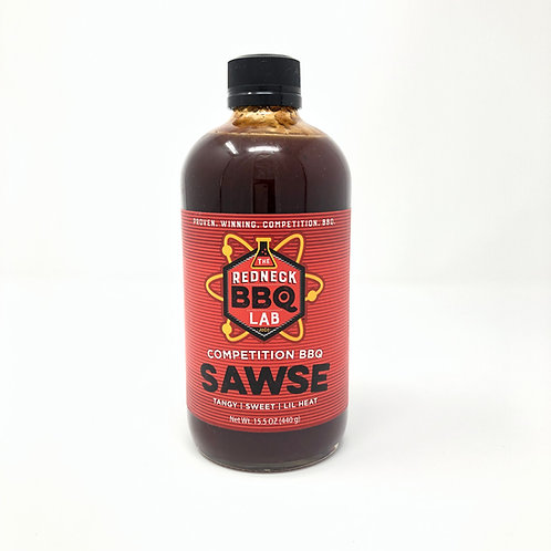 Redneck BBQ Lab - Competition BBQ Sawse