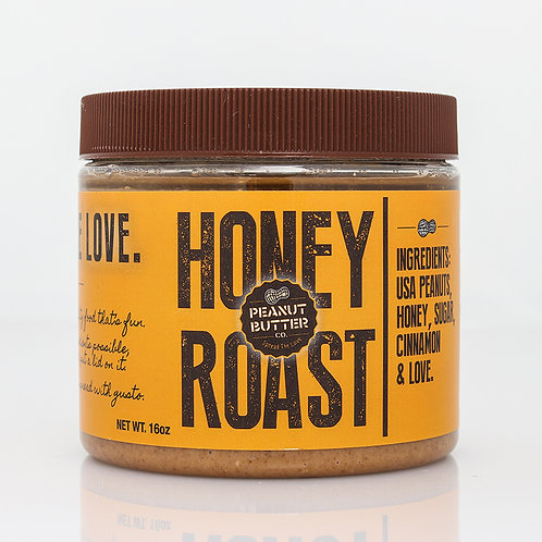 Honey Roast Peanut Butter