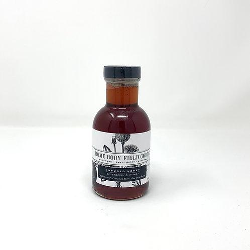 Infused Honey - Elderberry Cinnamon