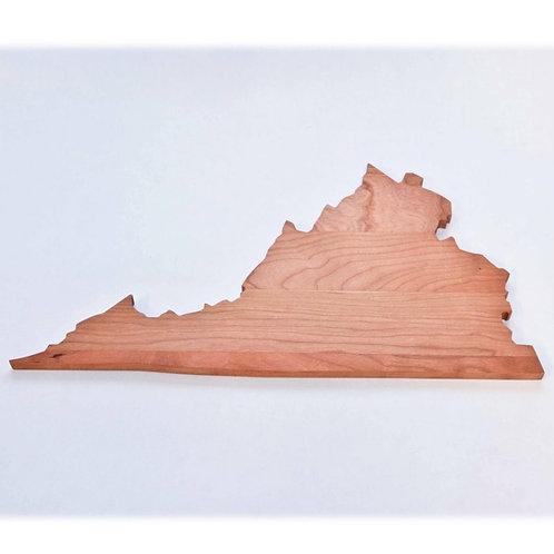 Virginia Cutting Board