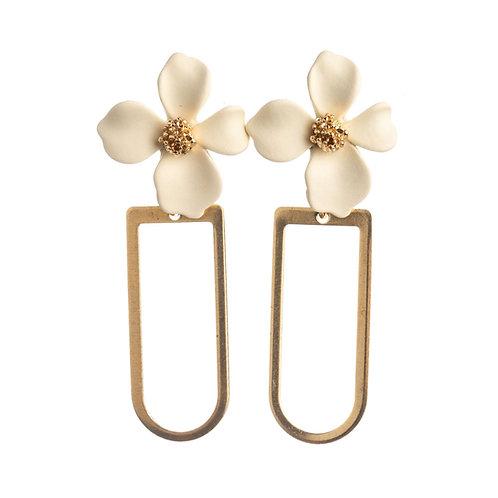 Haylow Ivory Earrings