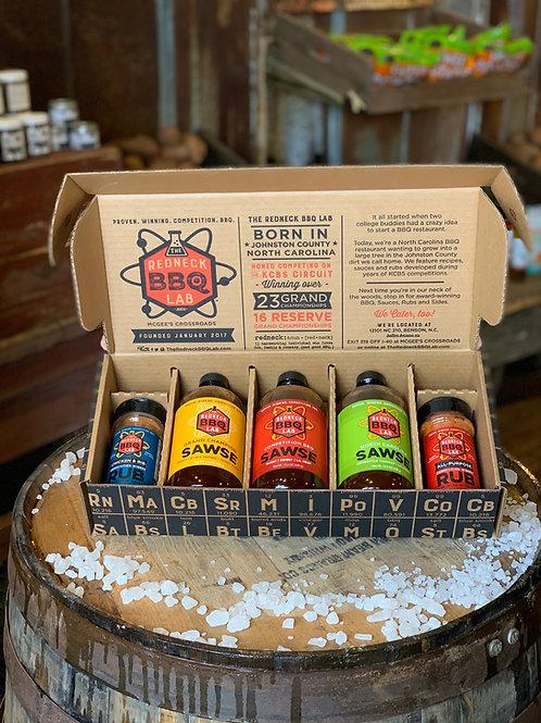 Redneck BBQ Lab Combo Box