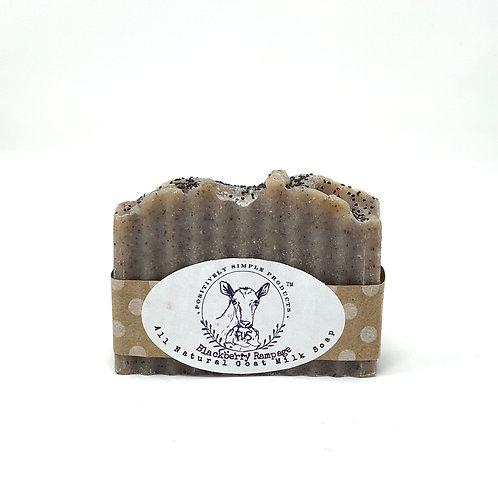 Blackberry Rampage Goat Milk Soap
